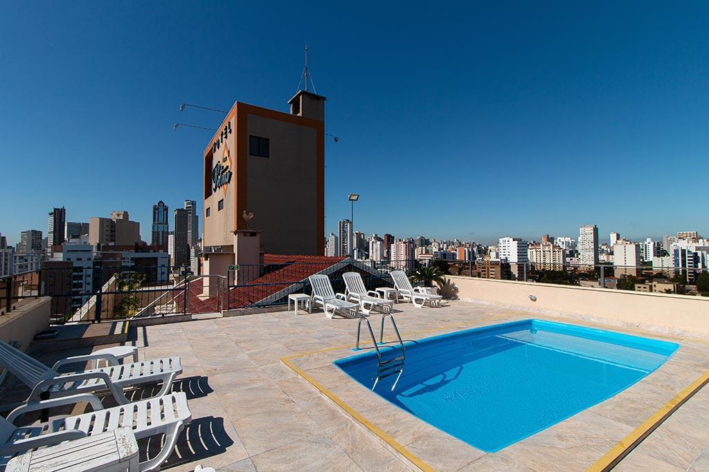 Flat Petras Curitiba hotel centro Curitiba 92