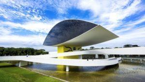 Visite o Museu Oscar Niemeyer com Flat Petras Residence