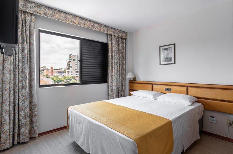 Flat Petras Curitiba hotel centro Curitiba 58