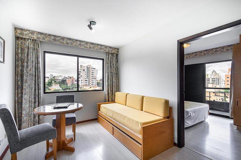 Flat Petras Curitiba hotel centro Curitiba 64