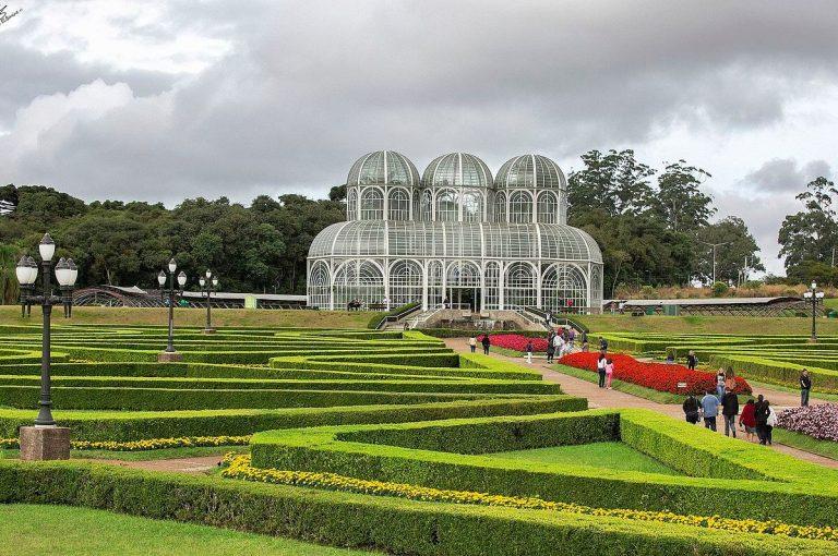 Jardim Botânico Centro Curitiba